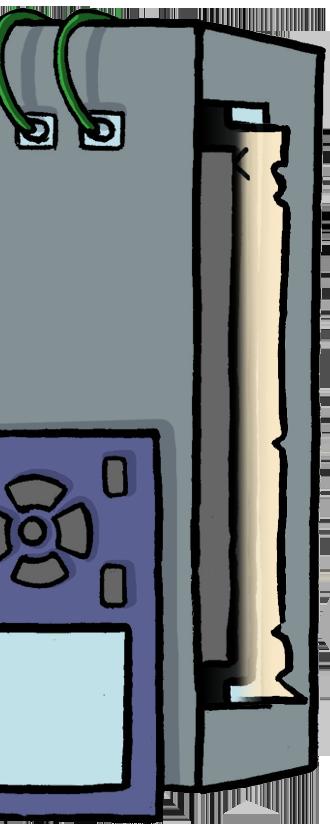 Popup - Post-Printer